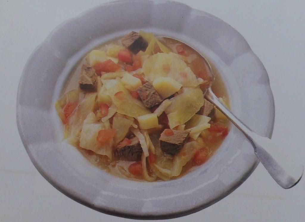 Sweshiya Shchi – Cabbage Soup