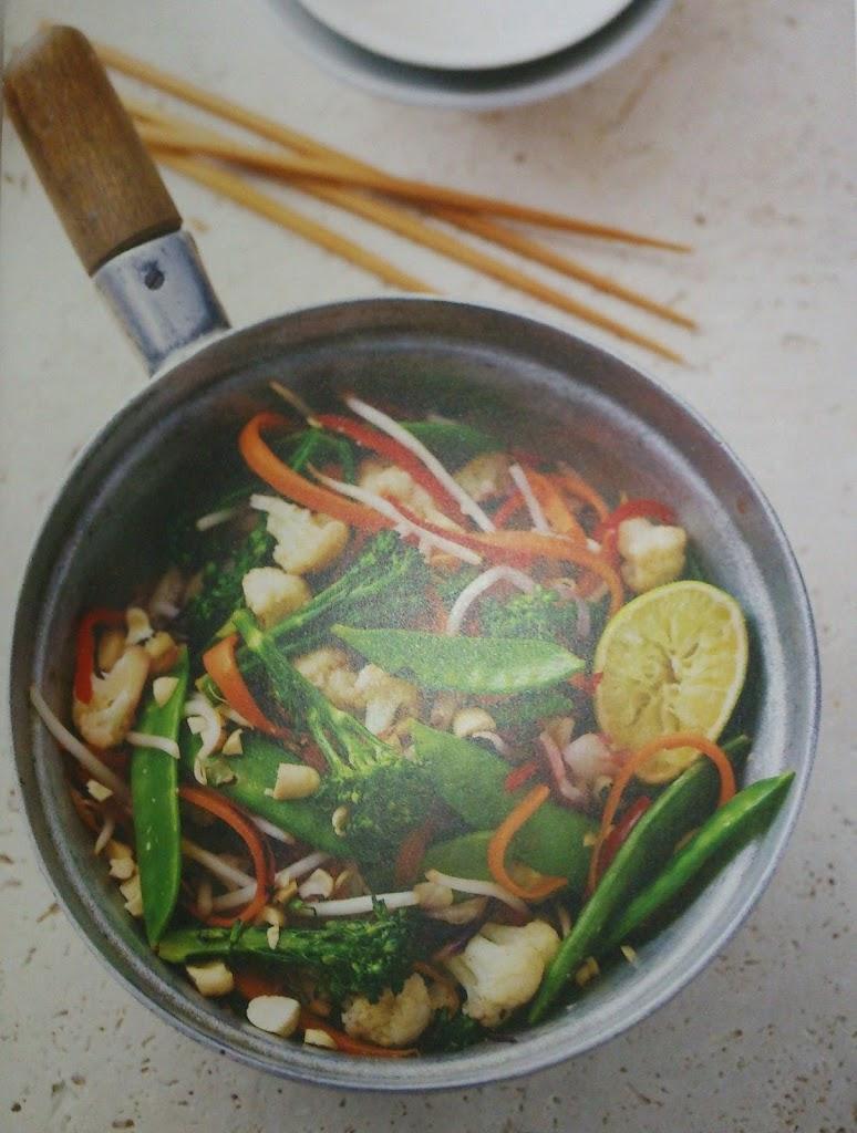 Hot Thai stir – fry